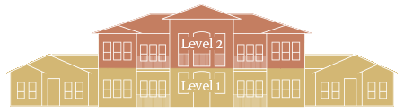 Bella Terrazza Levels